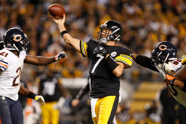 Grading Pittsburgh's Positional Units at the First-Quarter Mark