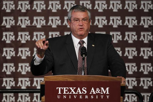 Aggies' Retired AD Byrne Has Long Loathed Longhorns