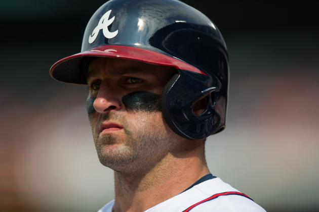 Uggla 'upset' About Being Left off Braves Roster