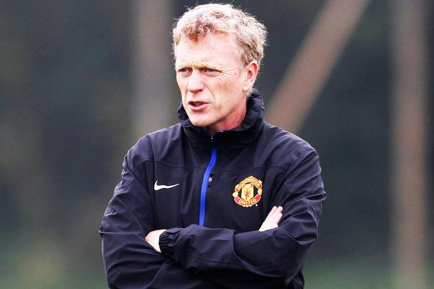 David Moyes Needs Time at Manchester United to Build a Team in His Image