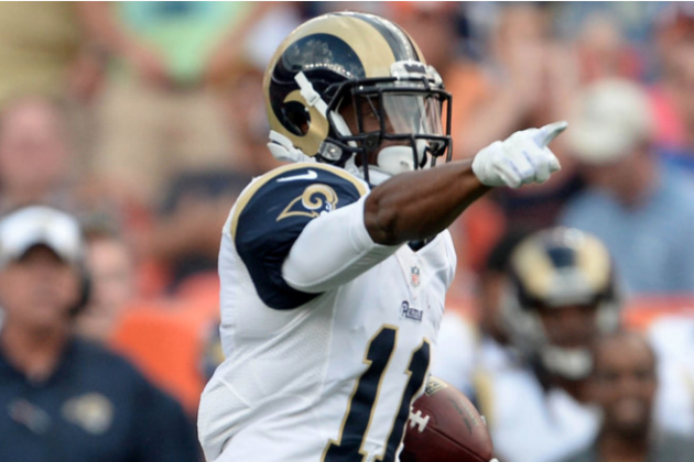 Can the Rams Get Tavon Austin Going This Week?