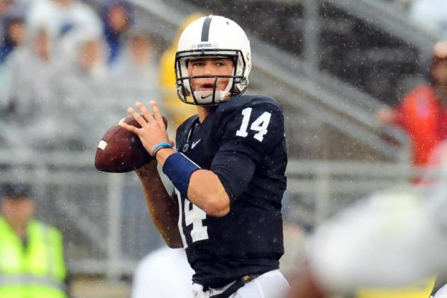 Former PSU QB Mills Expects Hackenberg to Break His School Passing Records