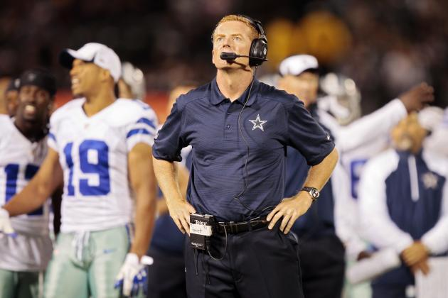 Dallas Cowboys: Failure to Capitalize on Winnable Games Falls on Jason Garrett
