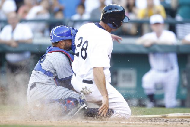 2013 Cubs Season Review: Catchers