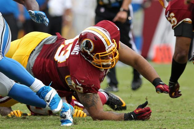 Redskins Release Phillip Merling, John Potter