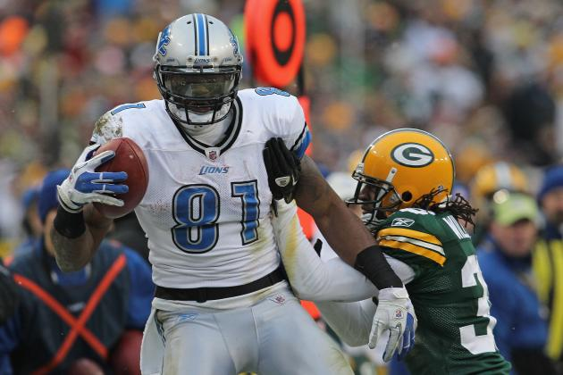 Will the Green Bay Packers Have an Answer for Calvin Johnson and Reggie Bush?