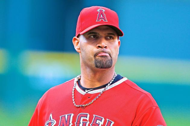 Albert Pujols Drops Lawsuit Against  Jack Clark over PED Accusations