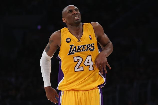 Is Kobe Bryant's Knee Therapy Proof He's Gearing Up for Early Return to Lakers?