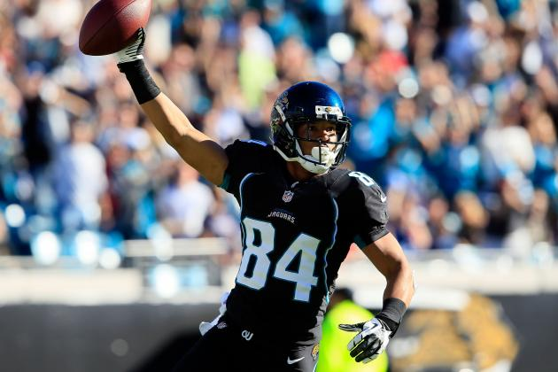 Cecil Shorts Injury: Updates on Jaguars WR's Groin, Likely Return Date