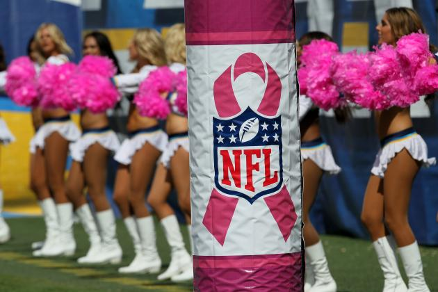 San Diego Chargers Provide Free Mammograms for Breast Cancer Awareness Month