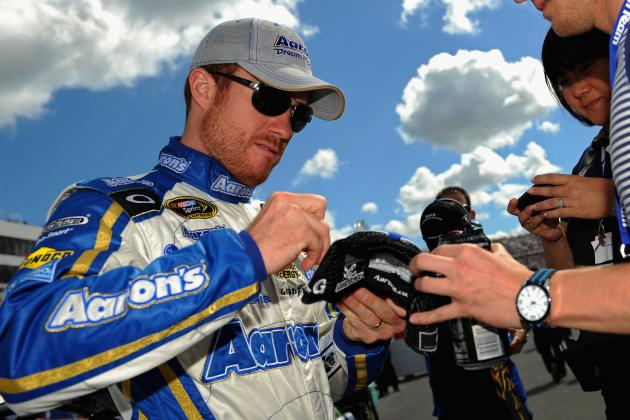 Brian Vickers: I Still Believe in MWR