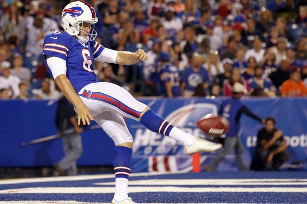 Bills Release Powell in Special Teams Shake Up