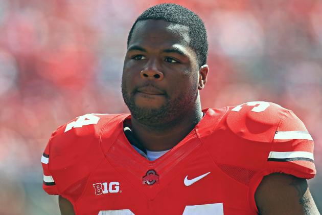 Carlos Hyde Is Not Happy That Mark May Picked the Buckeyes