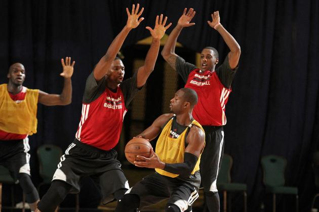 For the Miami Heat, the Camp Focus Is Defense First