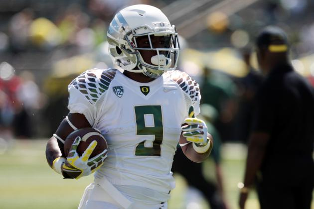 Oregon vs. Colorado: Lesser-Known Players Who Will Shine in Lopsided Matchup