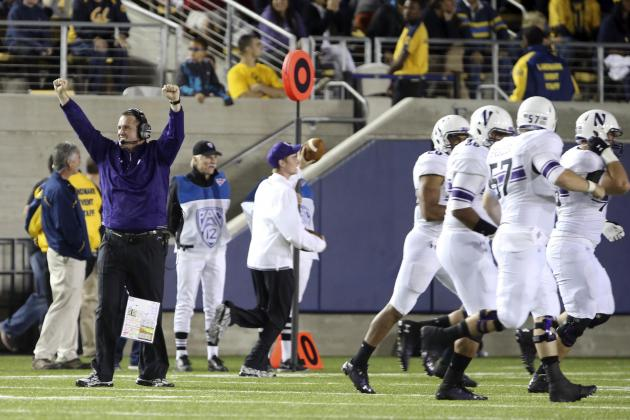 Ohio State vs. Northwestern: Is This the Biggest Game in Pat Fitzgerald Era?