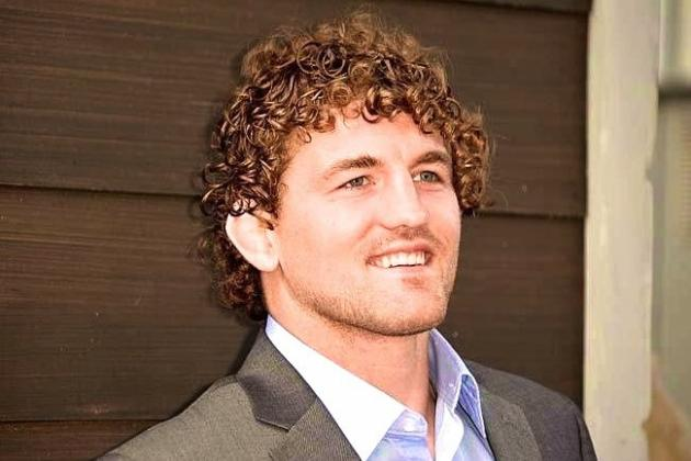 Ben Askren Isn't Retiring; Instead, He Wants to 'Beat Up GSP'