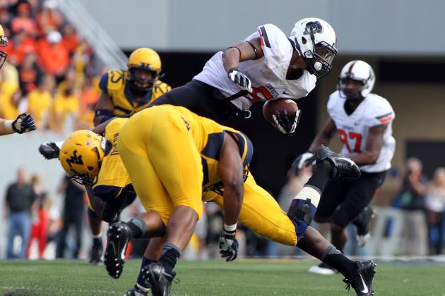 Oklahoma State Football: Cowboys Can't Give Up on the Diamond Formation Yet
