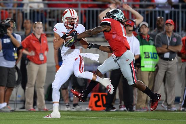 Badgers' WR Coach: 'We Know What the Deal Is'