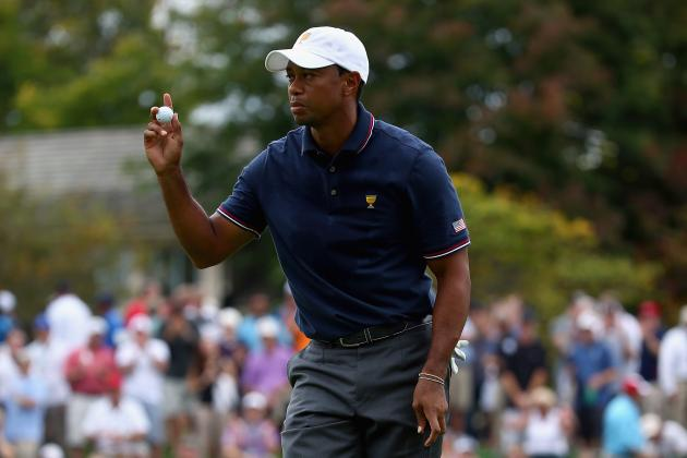 Presidents Cup 2013: Ranking Best Pairings for Americans
