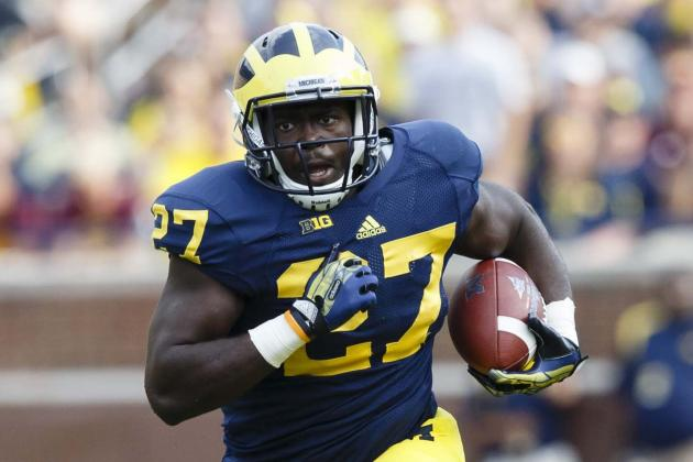 Hoke Sticking to His Words: 'We Want to Get Derrick (Green) in the Game Early'