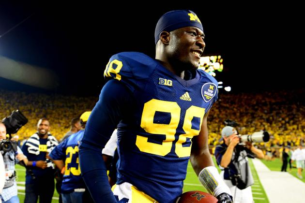 Michigan QB Devin Gardner Keeps Positive Outlook Despite Turnovers, Critics