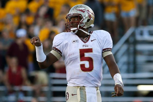 Winston Will Be a Handful for Maryland Football Team