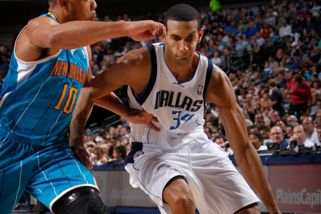 Brandan Wright Ready to Seize Larger Role with Mavs