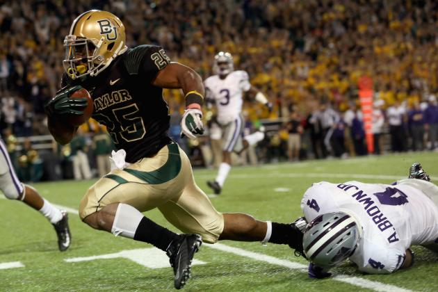 Baylor Will Test WVU's Improved Defense
