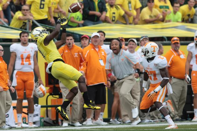 Bralon Addison Makes the Ducks Texas Pipeline All About the Wide Receivers