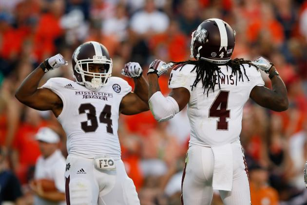 LSU vs. Mississippi State: Breaking Down How Bulldogs Can Pull off Massive Upset