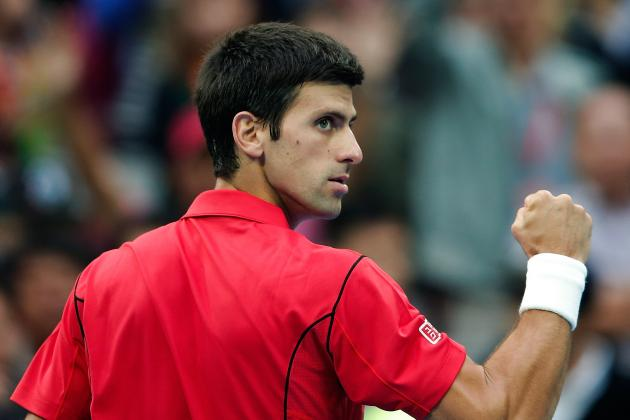 Djokovic Races into Beijing Semis