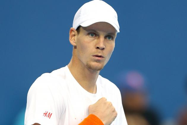 Berdych Sets Nadal Semifinal Clash
