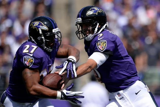 How Important Is It for Ravens Offense to Reignite Running Game?