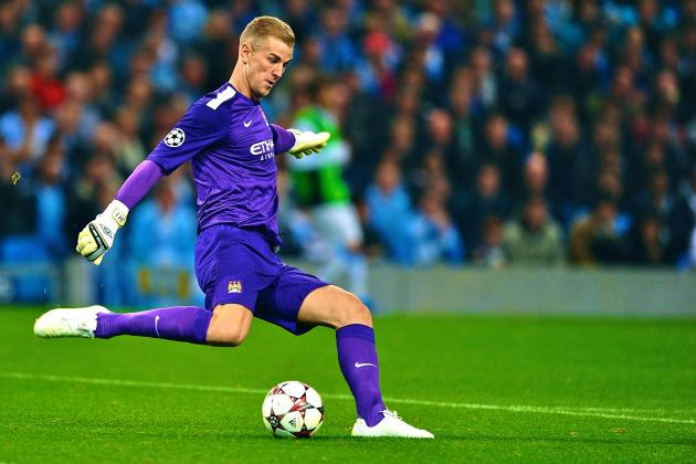 Manchester City Need a Quality Goalkeeper in January to End Joe Hart's Slump