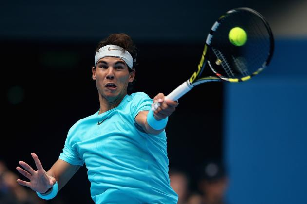 Nadal Rallies into Semis; Eyes No. 1 Ranking