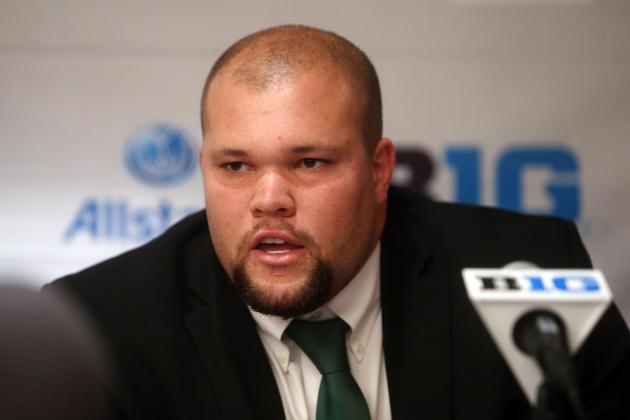 Michigan State's Blake Treadwell Staying Healthy, Playing 'Explosive Football'