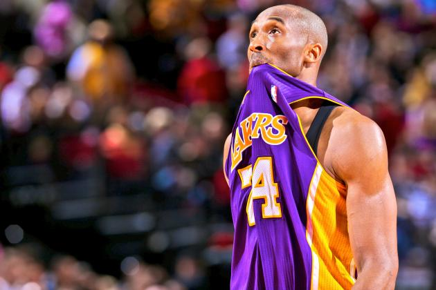 Kobe Bryant's Maniacal Ambition a Challenge to His Aging Body
