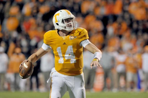 Georgia vs. Tennessee: How Vols Can Score Major Upset over Bulldogs