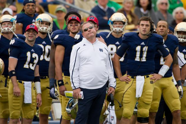 Notre Dame vs. Arizona State: Why Irish Defense Will Be Exposed as a Fraud
