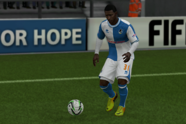 FIFA 14: Young Prospects With Highest Growth Potential