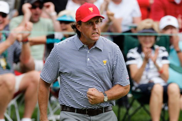 Presidents Cup 2013 Standings: Day 2 Highlights, Twitter Reaction and More
