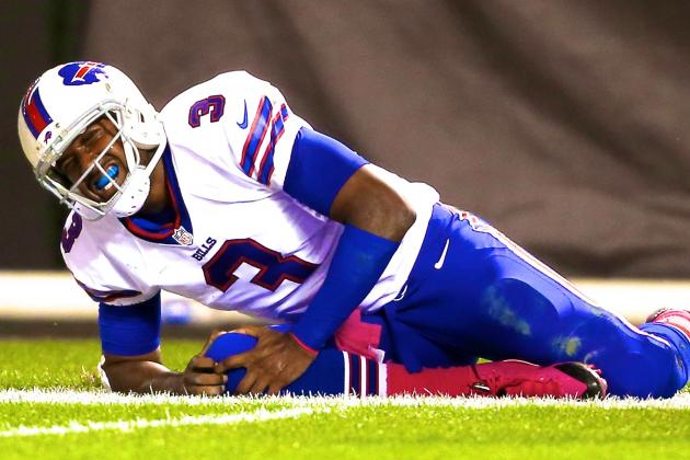 EJ Manuel Injury is Worst-Case Scenario for Bills on the Rise