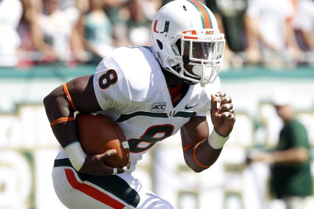 Miami Football: Why Duke Johnson Should Share the Load at Running Back