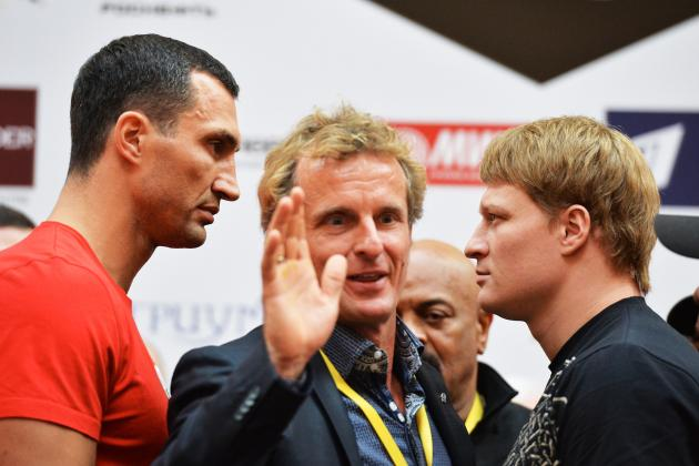 Klitschko vs. Povetkin: Preview, Prediction for Heavyweight Title Fight