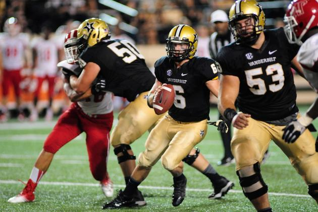 Vanderbilt vs. Missouri: Why This Is a Make-or-Break Game for the Commodores