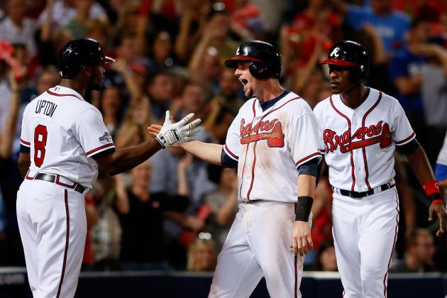 Los Angeles Dodgers vs. Atlanta Braves Game 2: Live Score, NLDS Highlights
