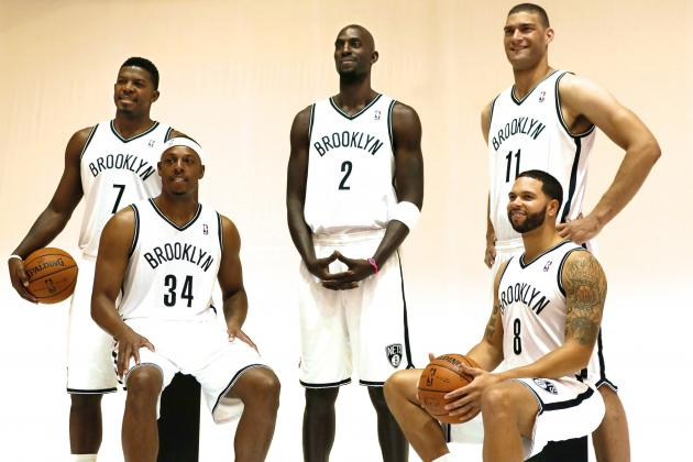 With Massive NBA Title Expectations, Are Brooklyn Nets Being Set Up to Fail?
