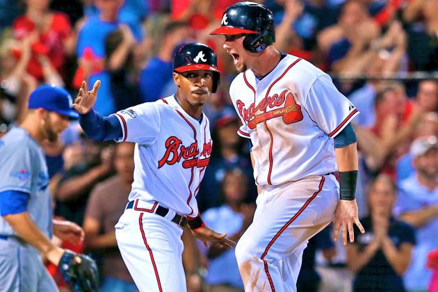 Dodgers vs. Braves: Score, Grades and Analysis for NLDS Game 2