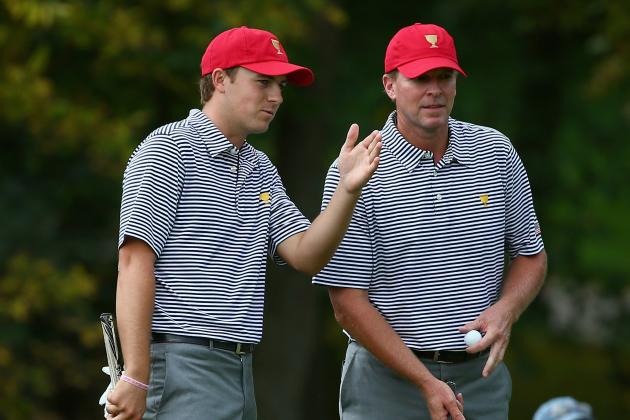 Presidents Cup 2013 Day 3: Live Scores, Standings and Results